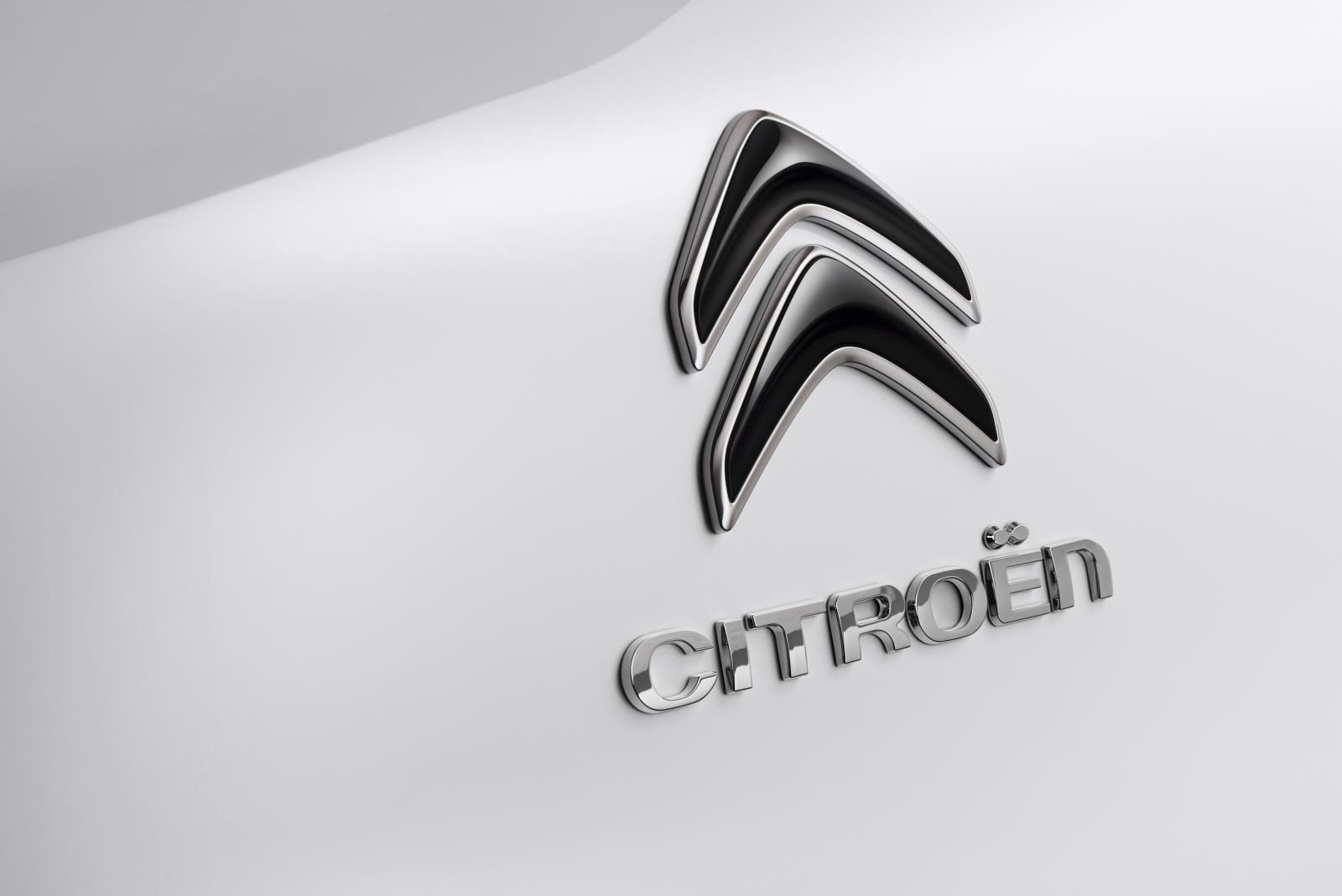 New C3 - detail Citroën Logo