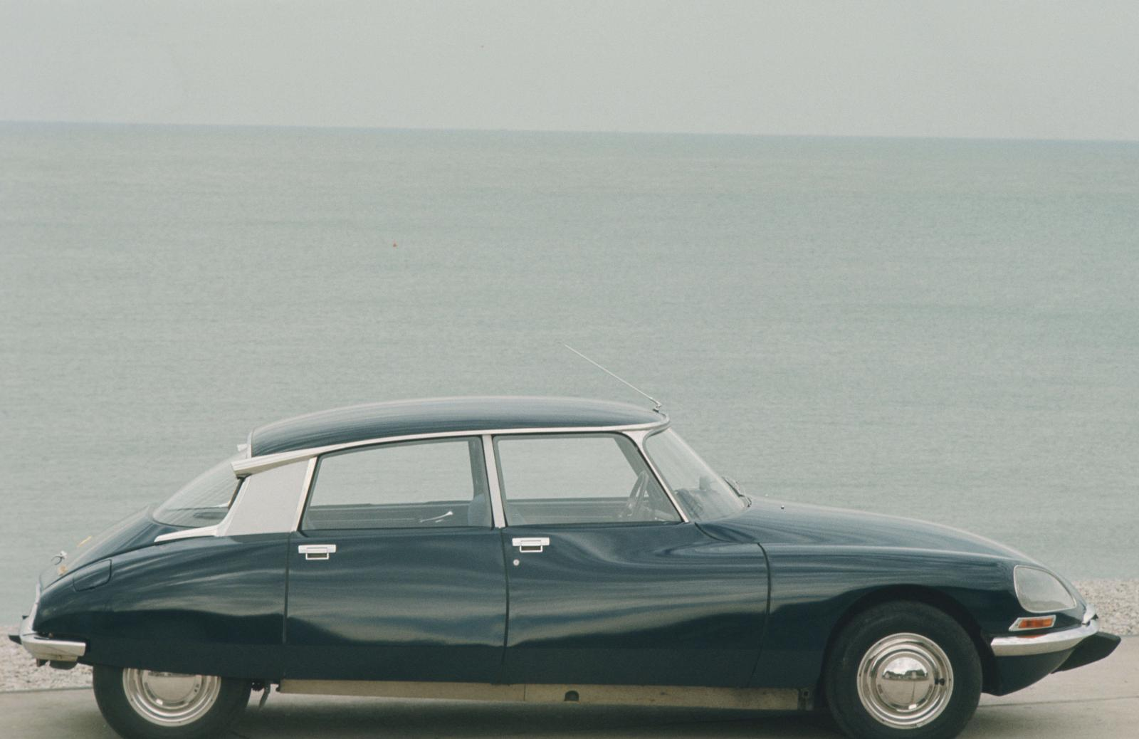 Citroën DS 21 - 1968 - Orilla del mar