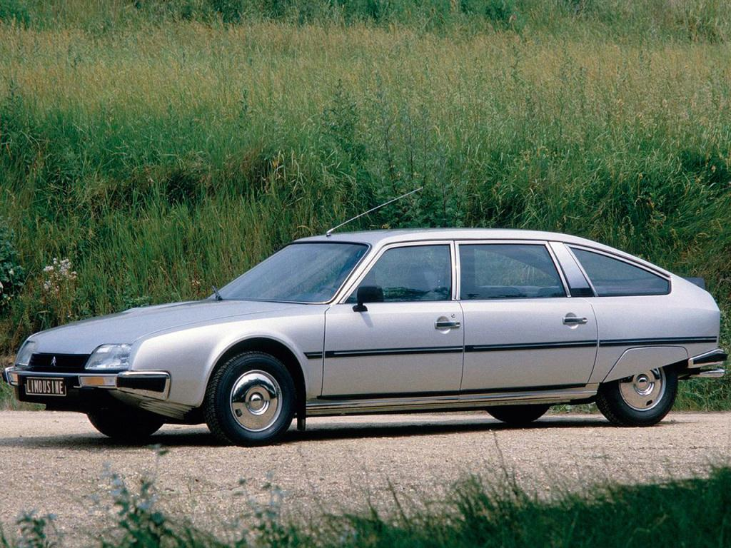 CX 25 Limousine Turbo 1983 3/4 avant